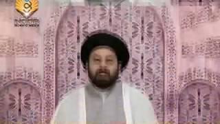 Lecture 42 (Namaz) Wajibaat-e-Namaz (6. Sujood) by Maulana Syed Shahryar Raza Abidi