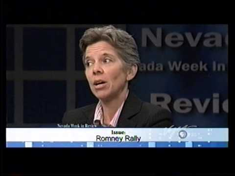 Nevada Week in Review, Sept. 21, 2012; w/Laura Myers, Panelist