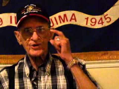 Marine Co. 128 Iwo Jima - Dothan Eagle video archives 2008