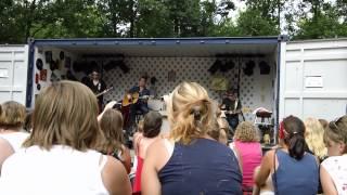hawk nelson words live at flevo 2012