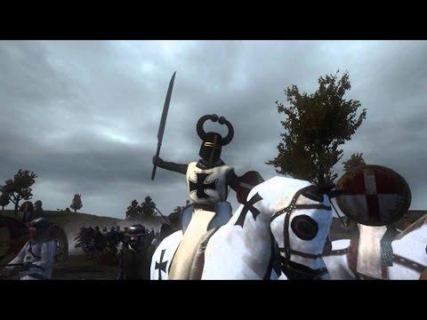 ЛУЧШАЯ ИГРА ПРО ВОЙНЫ СРЕДНЕВЕКОВЬЯ ! Битвы Рыцарей на ПК ! Mount and Blade