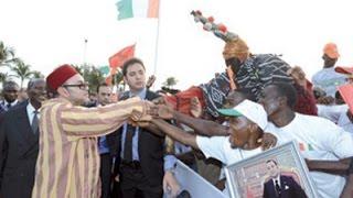 المهاجرون الافارقة بين جنة المغرب و جحيم الجزائر