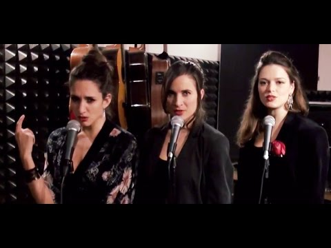 Les Babettes - Soho Nights (The Puppini Sisters)