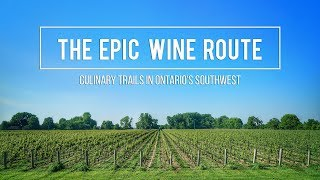 WINERIES in ESSEX PELEE ISLAND   Culinary Trails in Ontario's Southwest