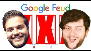 WHAT'S WRONG WITH THE WORLD!? | Google Feud (Funny Moments)