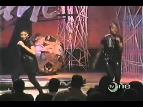 Zhané  Groove Thang Live 1993)