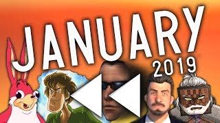 January Meme Rewind 2019