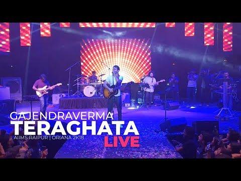 Download Lagu  GAJENDRA VERMA | TERA GHATA LIVE | ORIANA 2K18 | AIIMS RAIPUR Mp3 Free