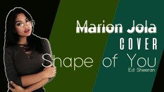 Marion Jola - Cover Shape of You (Ed Sheeran)