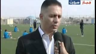 اسامة طلال: مسيرتنا في التصفيات جيدة