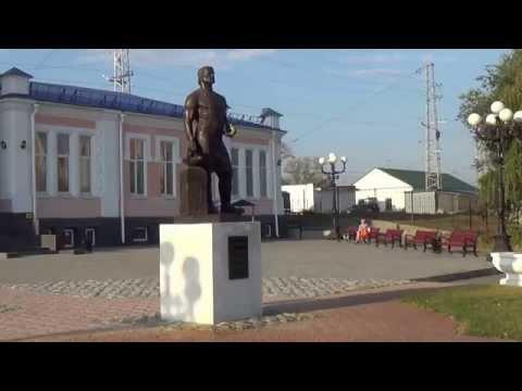 Туры по России. Город Кузнецк (Пензенская область)
