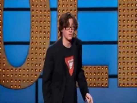 Ed Byrne on what men are thinking