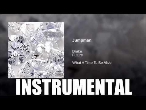 Drake  Jumpman Instrumental