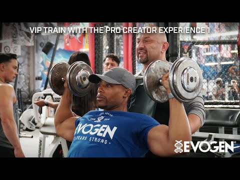 Evogen's Train with The Pro Creator VIP Experience In Los Angeles, Part I