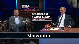 Showraten mit Bastian Pastewka und Pierre Krause