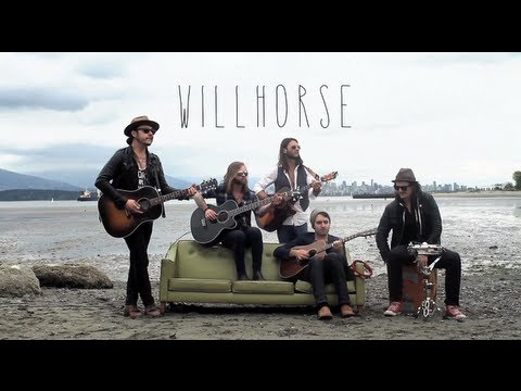Willhorse - Little Things - Green Couch Session
