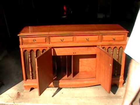 Ge Stereo Console Youtube