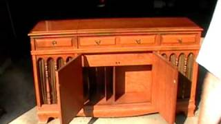 Ge Stereo Console