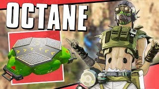 Apex Legends - OCTANE FIRST LOOK AT ABILITIES & MORE GAMEPLAY! thumbnail