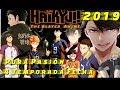 Haikyuu Futura 4 temporada FECHA y Análisis el Talento hecho Anime