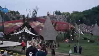 ozora festival opening ceremony 2016
