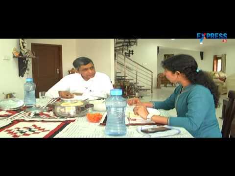 Lok Satta president Jayaprakash Narayan in an exclusive interview - A day with leader - Part 1