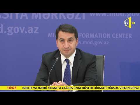 'Ordumuz Ermənistanın cinayətlərinin