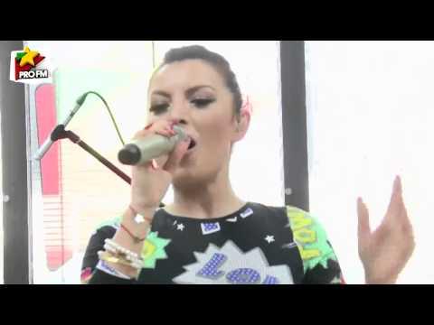 Elena Gheorghe  - Ecou LIVE @ ProFM