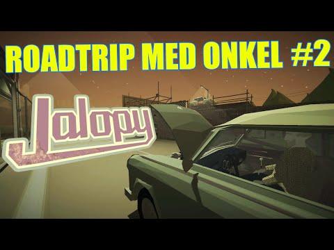ROADTRIP MED ONKEL - JALOPY - [#2] - [Dansk]