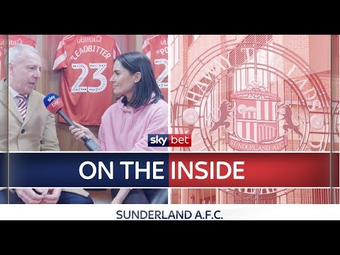 The charge for promotion! | On The Inside at Sunderland AFC