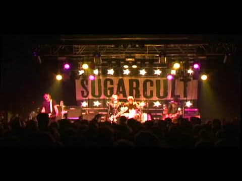 SUGARCULT - SHES THE BLAME - LIVE DVD 2005