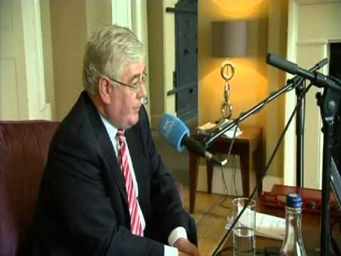 Tánaiste Eamon Gilmore interviewed on Morning Ireland