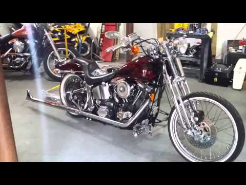 1994 fxsts with 42 inch cholo exhaust