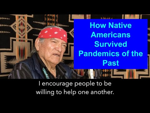 Native Americans And Disease Pandemics Of The Past (Navajo)