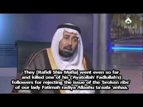 Why do Shiites hate Omar Ibn al-Khattab?! لماذا نكره عمر؟