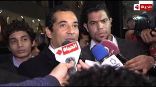 عمرو سعد عن ''مولانا'': دعوة للمحبة والتسامح