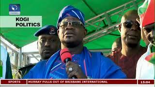 Ten Thousand PDP Members Defect To APC In Kogi |News Across Nigeria|