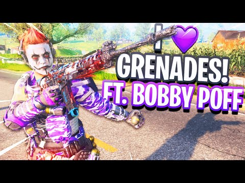 CoD BLACKOUT   GRENADES ARE MY FAVORiTE THiNG iN BLACKOUT!! (FEAT. BOBBYPOFF)