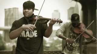 Repeat youtube video Black Violin -