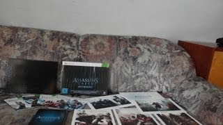 Unboxing - Assassin´s Creed Anthology - Xbox 360