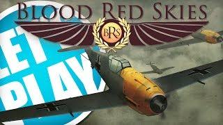 Let's Play: Blood Red Skies - Brits vs Germans