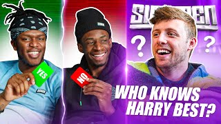 How well do the Sidemen know W2S?