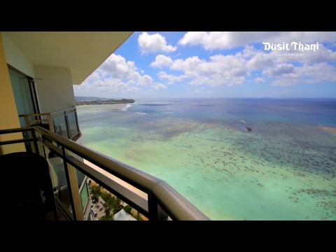 Dusit Thani Guam Resort Hotel best 5-star resort in Guam