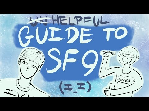 A little guide to SF9 - SF9 animation