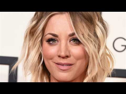 Kaley Cuoco Exposes Her Bare Breast on Snapchat