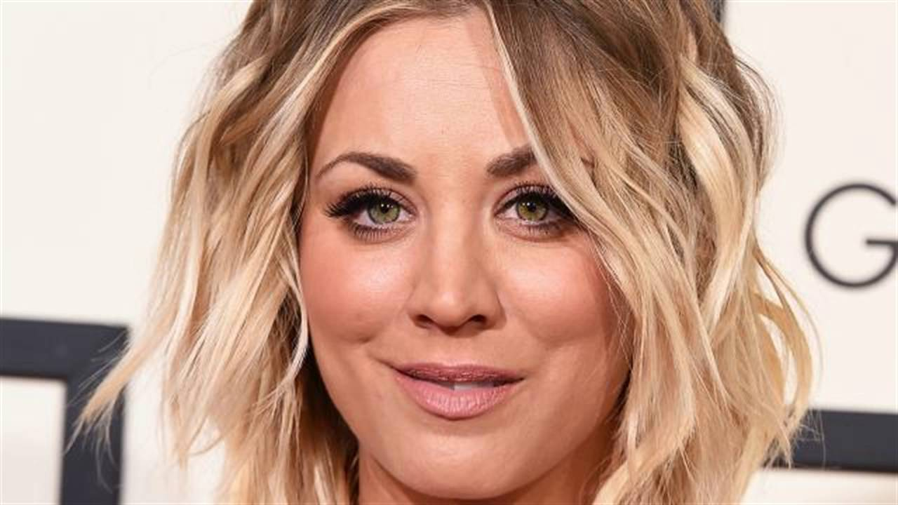 Kaley Cuoco Exposes Her Bare Breast On Snapchat - Youtube-5481