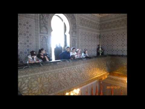 film rabat N°3 Chabab Al Andalouss Travel Video