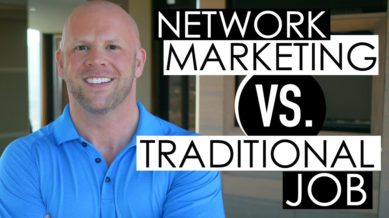 Network Marketing vs. Traditional Job — 3 Differences