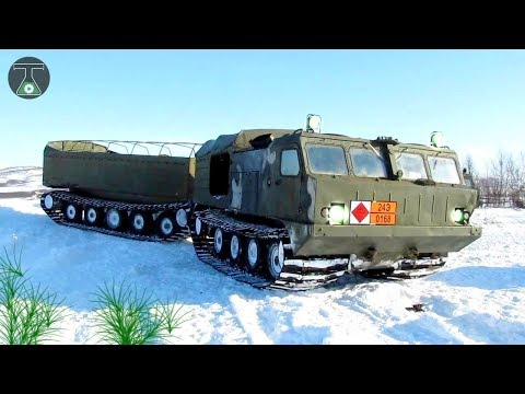 ✅🔟  Russian Vehicles For The Arctic Region
