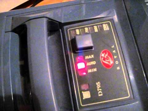 Vacuuming Review Lux Royal D790 Amp Wessel Werk Ebk 340 Ph